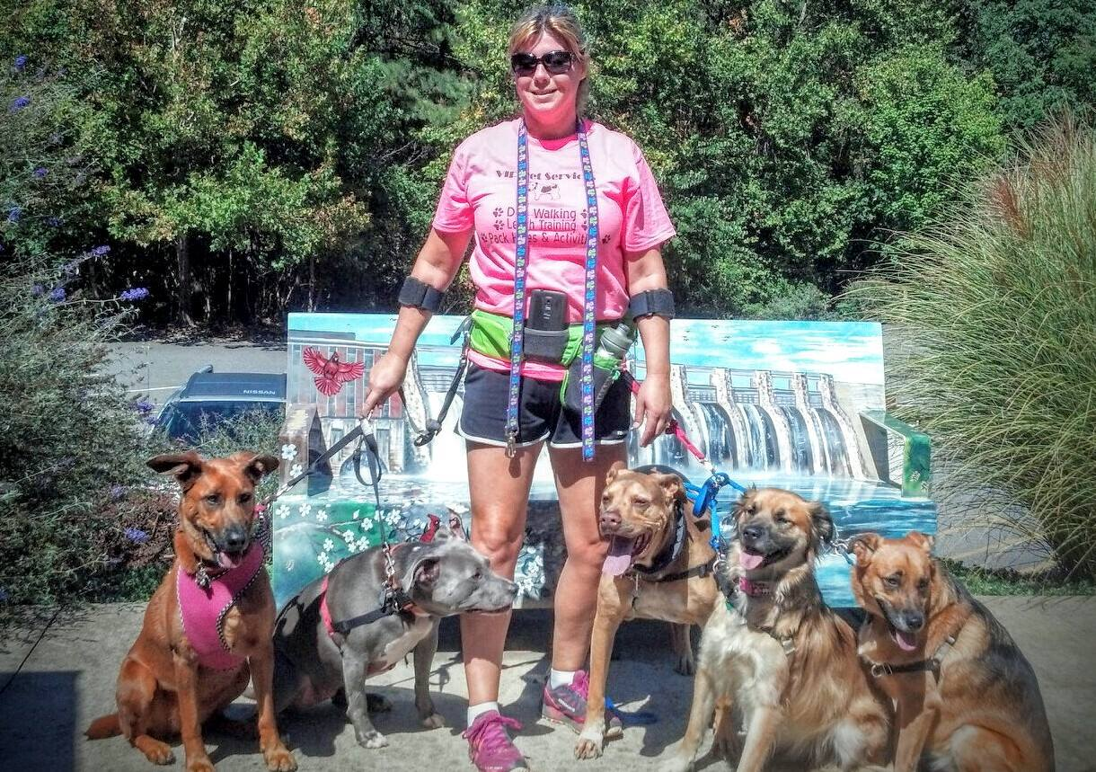Pack Hikes and Doggie Day Adventure Trips